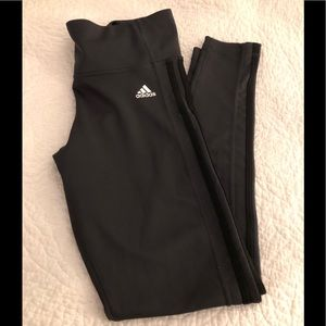 Womens Adidas high-rise Athletic Pants